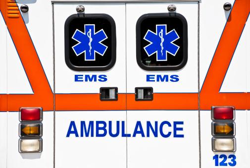 Emergency Services Occupation「Ambulance」:スマホ壁紙(16)