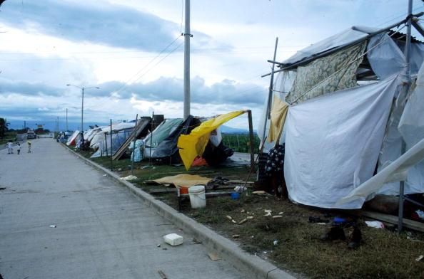 Makeshift「Honduras struggles after Hurricane Mitch」:写真・画像(16)[壁紙.com]
