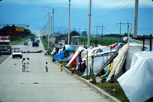 Makeshift「Honduras struggles after Hurricane Mitch」:写真・画像(17)[壁紙.com]