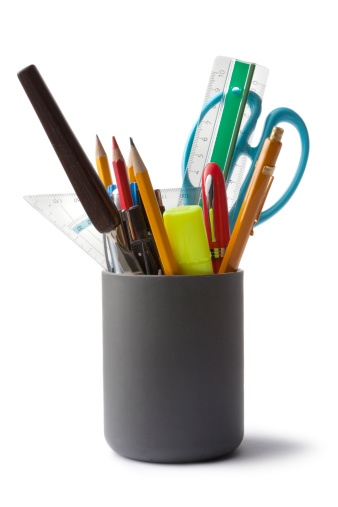 Ruler「Office: Pencil Holder with Contents」:スマホ壁紙(13)