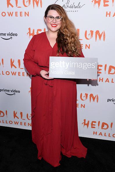 Emily Hughes「Heidi Klum's 20th Annual Halloween Party Presented By Amazon Prime Video And SVEDKA Vodka At Cathédrale New York - Arrivals」:写真・画像(13)[壁紙.com]