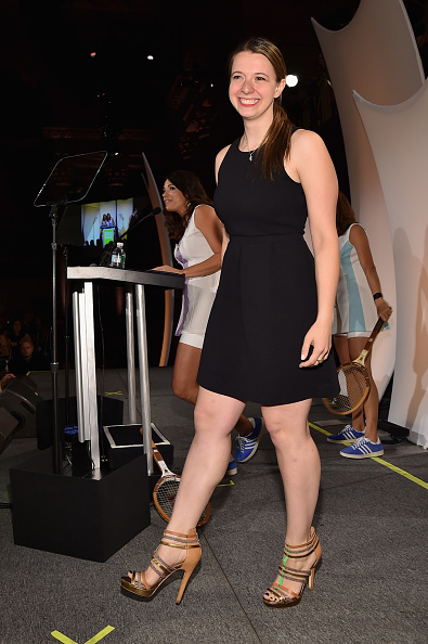 Emily Hughes「35th Annual Salute To Women In Sports - Reception」:写真・画像(10)[壁紙.com]