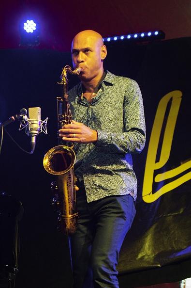 Effort「Joshua Redman Love Supreme Jazz Festival Glynde Place East Sussex 2015」:写真・画像(3)[壁紙.com]