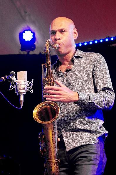 Effort「Joshua Redman Love Supreme Jazz Festival Glynde Place East Sussex 2015」:写真・画像(4)[壁紙.com]