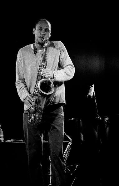 Spot Lit「Joshua Redman, Brecon Jazz Festival, Brecon, Wales, August, 2001」:写真・画像(19)[壁紙.com]