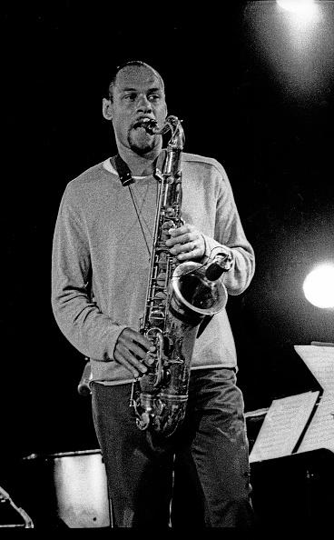 Spot Lit「Joshua Redman, Brecon Jazz Festival, Brecon, Wales, August, 2001」:写真・画像(13)[壁紙.com]