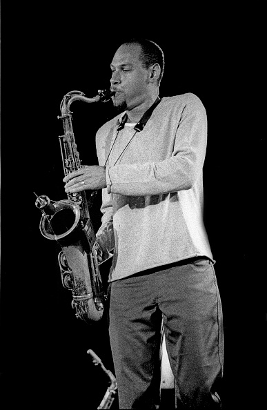 楽器「Joshua Redman, Brecon Jazz Festival, Brecon, Wales, August, 2001」:写真・画像(3)[壁紙.com]
