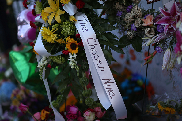 Emanuel AME Church - Charleston「Charleston In Mourning After 9 Killed In Church Massacre」:写真・画像(16)[壁紙.com]