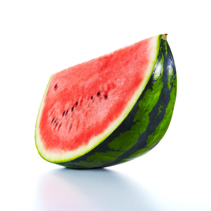 スイカ「A slice of Watermelon」:スマホ壁紙(12)