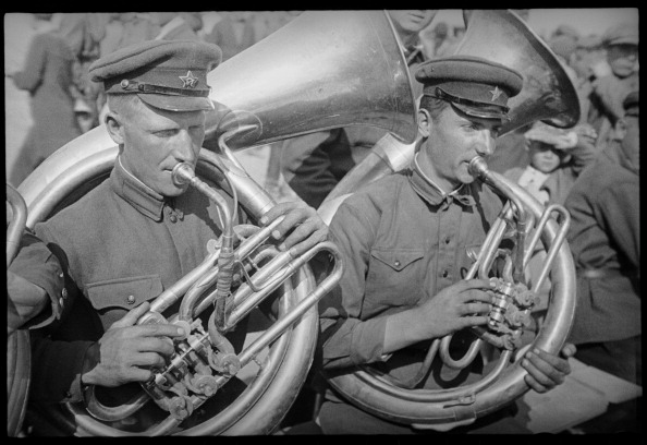 楽器「Brass Band」:写真・画像(19)[壁紙.com]