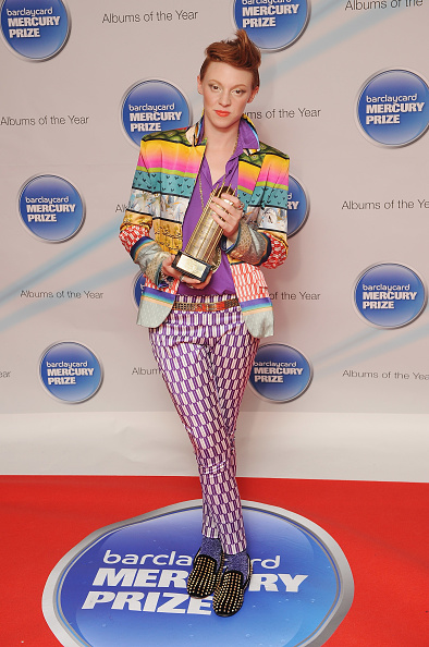 Multi Colored「The Barclaycard Mercury Prize - Press Room」:写真・画像(10)[壁紙.com]