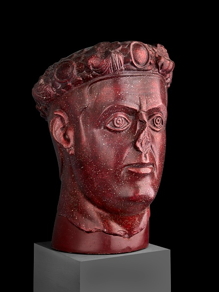 Male Likeness「Head Of Tetrarch」:写真・画像(10)[壁紙.com]
