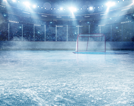 National Hockey League「Dramatic ice hockey arena」:スマホ壁紙(12)