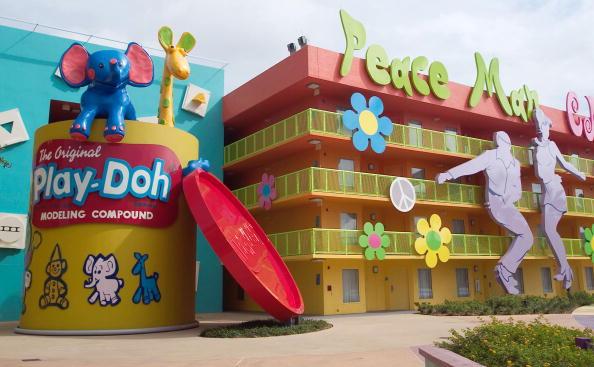 Lake Buena Vista「Disney Gives A Sneak Preview Of New Pop Century Resort」:写真・画像(6)[壁紙.com]