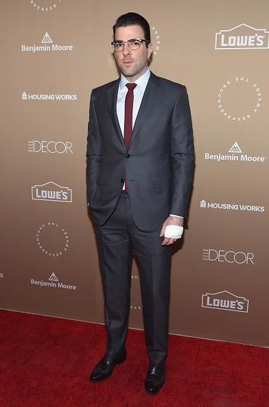 Zachary Quinto「Housing Works Groundbreaker Awards Dinner」:写真・画像(19)[壁紙.com]