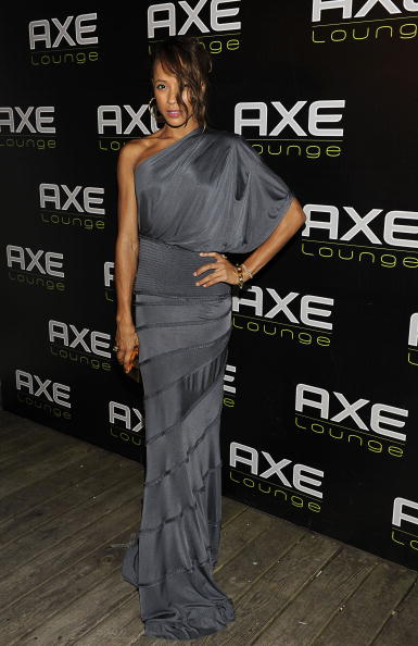 Long Dress「HBO's Entourage star Dania Ramirez visits the AXE Lounge in Southampton」:写真・画像(19)[壁紙.com]