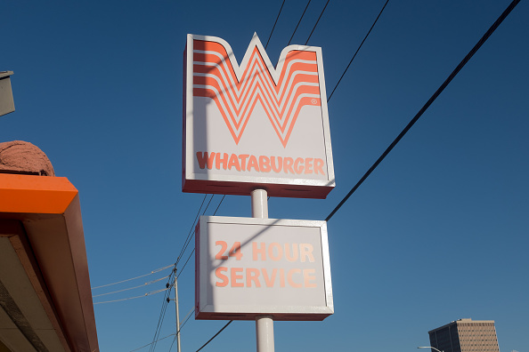 Fast Food「24 Hour Whataburger」:写真・画像(5)[壁紙.com]
