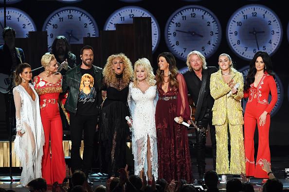 グラミー賞「61st Annual GRAMMY Awards - Inside」:写真・画像(12)[壁紙.com]