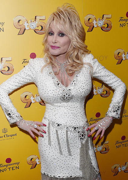 Looking At Camera「Dolly Parton's '9 TO 5' The Musical Gala Evening - Arrivals」:写真・画像(12)[壁紙.com]