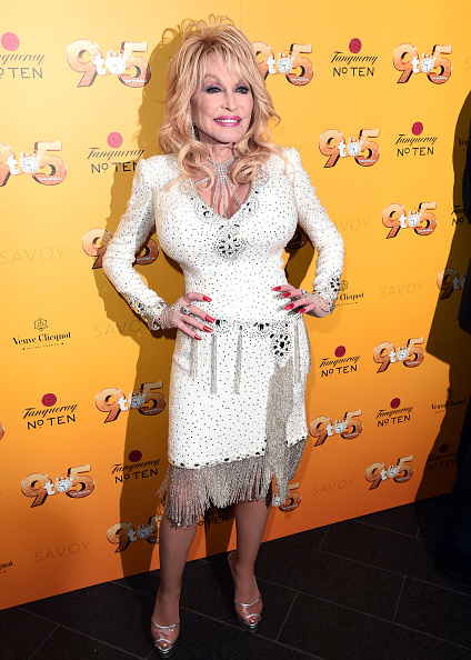 Eamonn M「Dolly Parton's '9 TO 5' The Musical Gala Evening - Arrivals」:写真・画像(19)[壁紙.com]