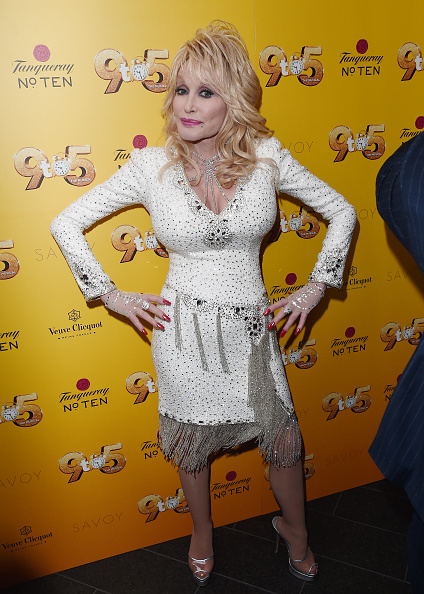 Eamonn M「Dolly Parton's '9 TO 5' The Musical Gala Evening - Arrivals」:写真・画像(3)[壁紙.com]