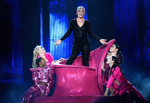オーストラリア「PINK Beautiful Trauma World Tour 2018 - Melbourne」:写真・画像(10)[壁紙.com]