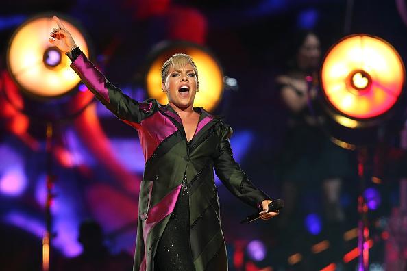 Pink - Singer「PINK Beautiful Trauma World Tour 2018 - Perth」:写真・画像(16)[壁紙.com]