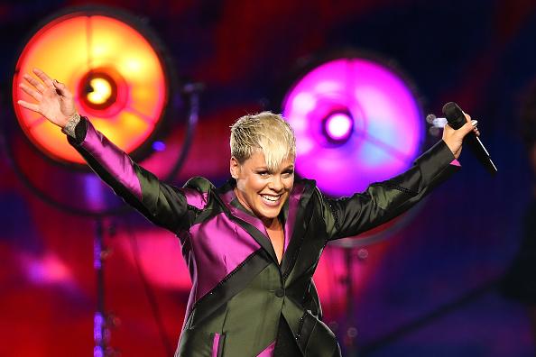 Pink - Singer「PINK Beautiful Trauma World Tour 2018 - Perth」:写真・画像(5)[壁紙.com]