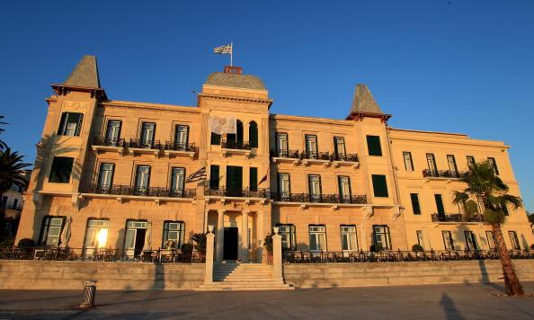Spetses「The Island of Spetses Prepares For The Greek Royal Wedding」:写真・画像(0)[壁紙.com]
