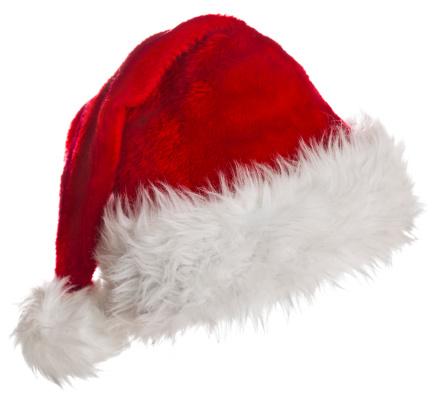 縁なし帽子「サンタの帽子」:スマホ壁紙(7)