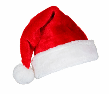 Traditional Clothing「Santa Hat (on white)」:スマホ壁紙(7)