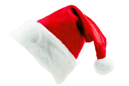 縁なし帽子「サンタの帽子」:スマホ壁紙(19)