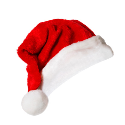 Traditional Clothing「Santa Hat (on white)」:スマホ壁紙(11)