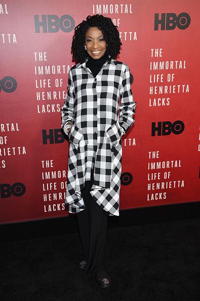 "Black Hair「""The Immortal Life Of Henrietta Lacks"" New York Premiere - Arrivals」:写真・画像(6)[壁紙.com]"