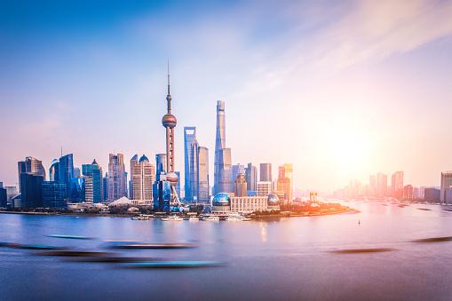 Shanghai「Shanghai Pudong Skyline」:スマホ壁紙(1)