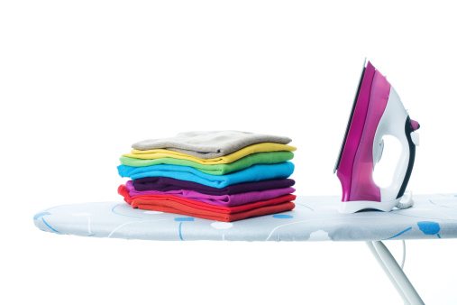 Laundry「Ironing Chore」:スマホ壁紙(16)