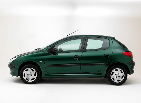 Environmental Issues「2002 Peugeot 206 Hdi」:写真・画像(16)[壁紙.com]