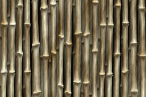 Feng Shui「Textur - Bamboo」:スマホ壁紙(11)