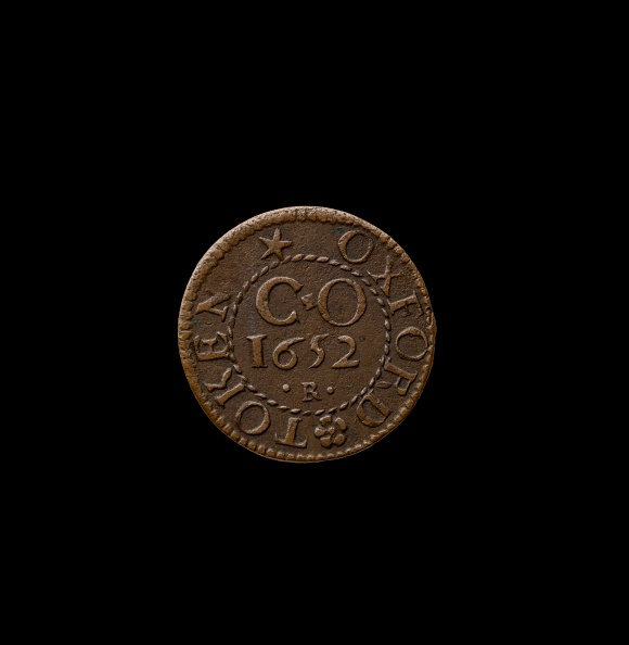 金融と経済「British 17Th Century Token」:写真・画像(10)[壁紙.com]
