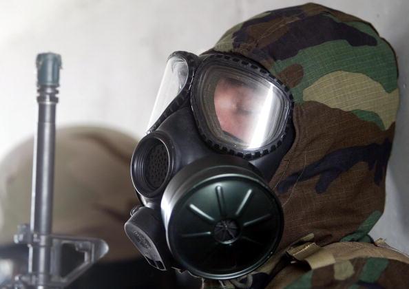 Sand Trap「U.S. Marines Prepare For Action」:写真・画像(14)[壁紙.com]