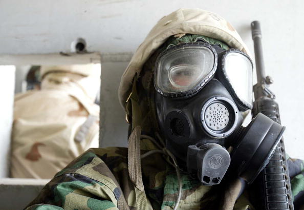 Sand Trap「U.S. Marines Prepare For Action」:写真・画像(13)[壁紙.com]