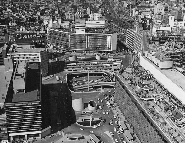 1960-1969「Shinjuku Ward」:写真・画像(0)[壁紙.com]
