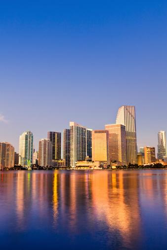 Miami「Miami skyline」:スマホ壁紙(1)