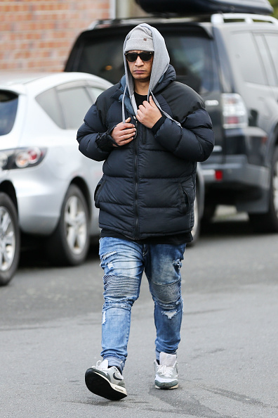 全身「NZ Rapper Scribe Attends Court」:写真・画像(4)[壁紙.com]