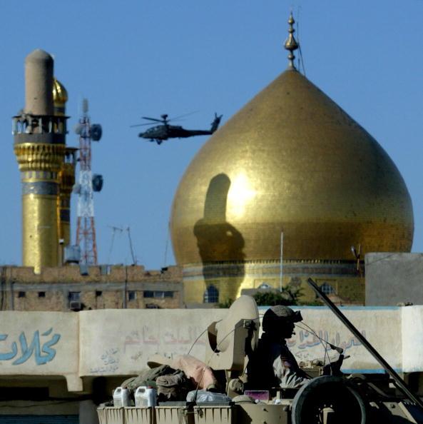 Samarra - Iraq「Soldiers Use Informers To Search Samarra 」:写真・画像(1)[壁紙.com]