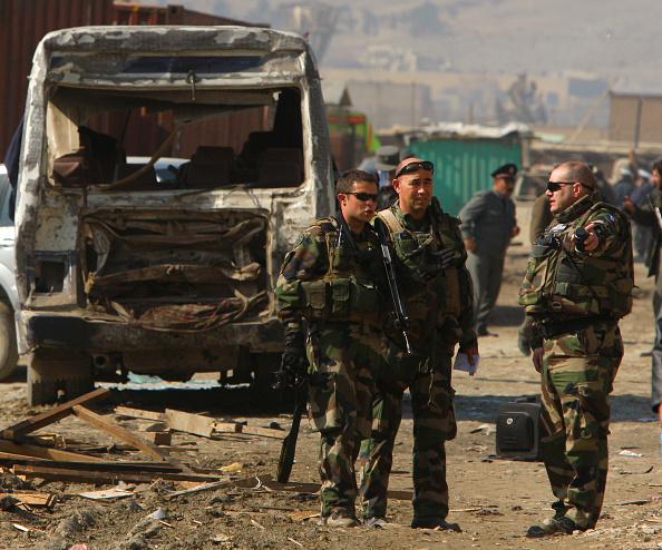 Kabul「AFG: Atleast 17 Killed in Kabul Suicide Attacks」:写真・画像(10)[壁紙.com]