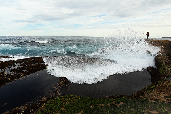 New South Wales「Rock Fishing In Sydney」:写真・画像(6)[壁紙.com]