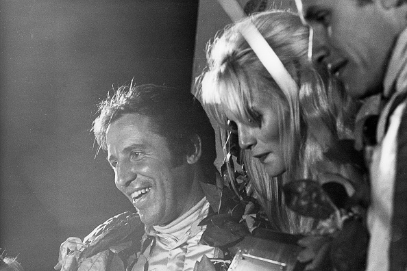 笑顔「Mario Andretti, 12 Hours Of Sebring」:写真・画像(8)[壁紙.com]