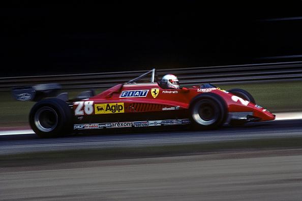 Grand Prix Motor Racing「Mario Andretti, Grand Prix Of Italy」:写真・画像(19)[壁紙.com]