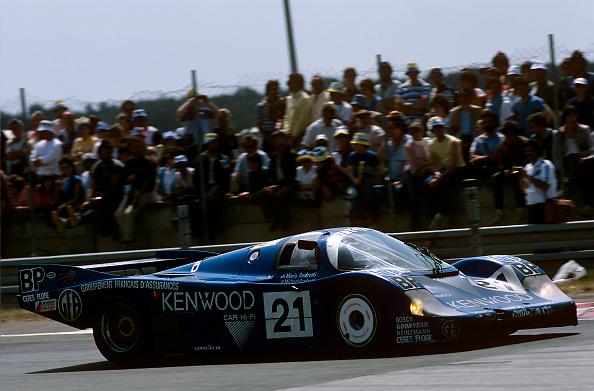 フランス「Mario Andretti, 24 Hours Of Le Mans」:写真・画像(11)[壁紙.com]